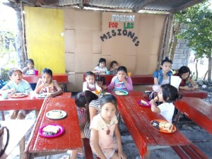 """Notice what is being planted into these dear little ones at an early age: """"Passion for Missions."""" Is it a wonder that the Church of Jesus Christ is advancing here?"""