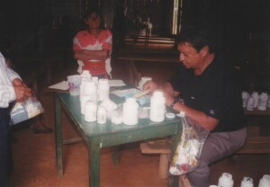 The pharmacy in our medical clinics