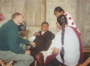 This was the ministry during the early years of the work in Mexico