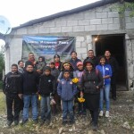 The Pame Missionary Center Church in Agua Nueva today