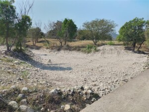 The rivers have dried up and the wells are in critical condition due to two years of almost no rainfall